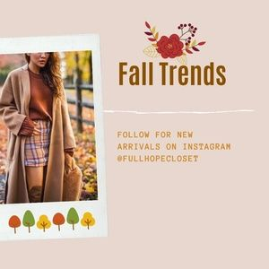 🍂Fall Trends 2019 🍂